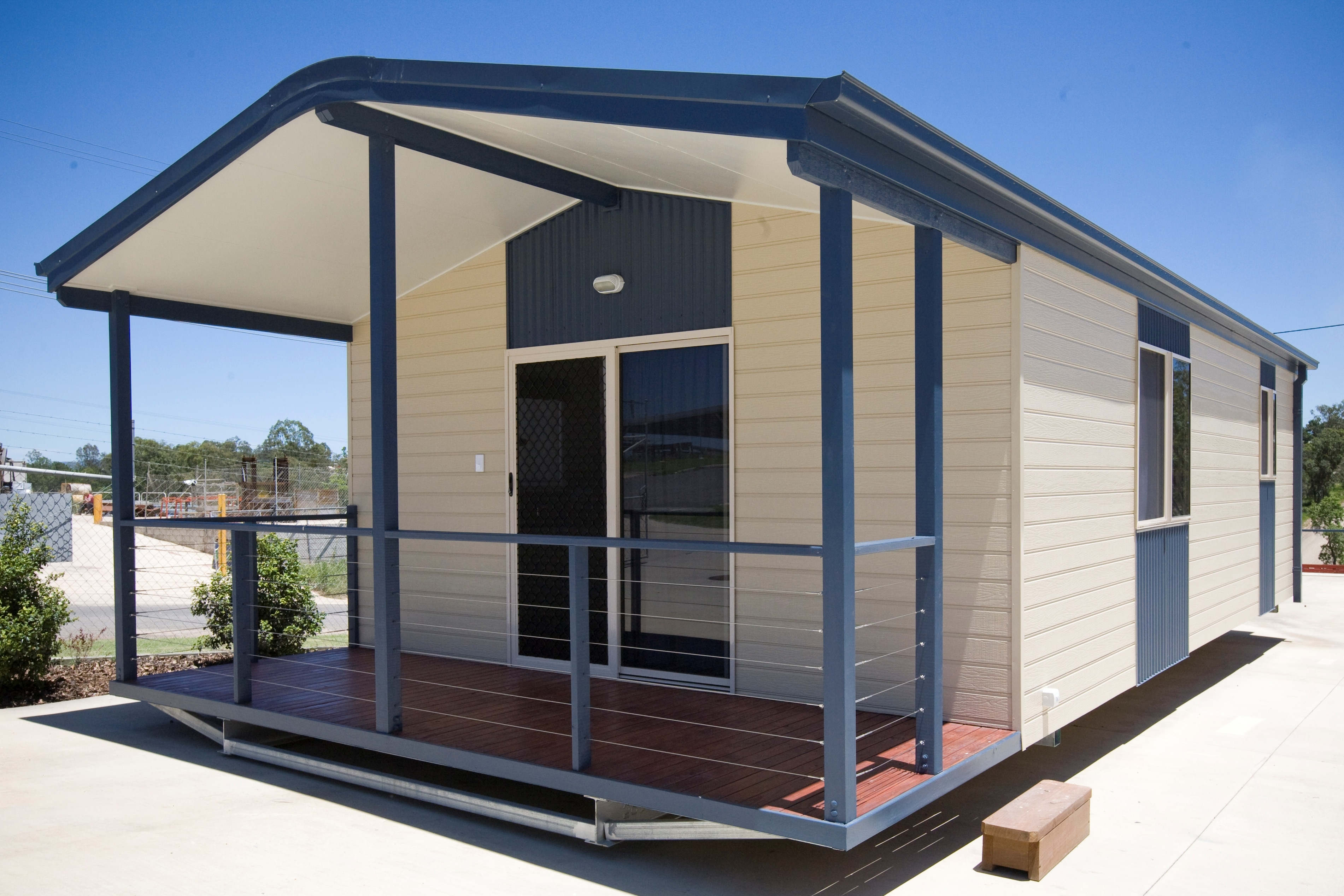 1. Grevillia - Shown with Optional Cladding & Features