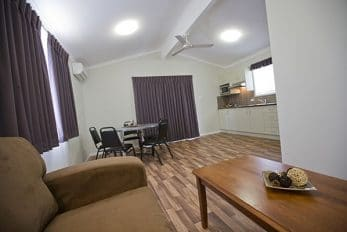 Tourist Caravan Park   Grevillia Design   Kitchen Living (2) web