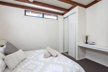 Tourist Caravan Park   Mallee Design   Main Bedroom