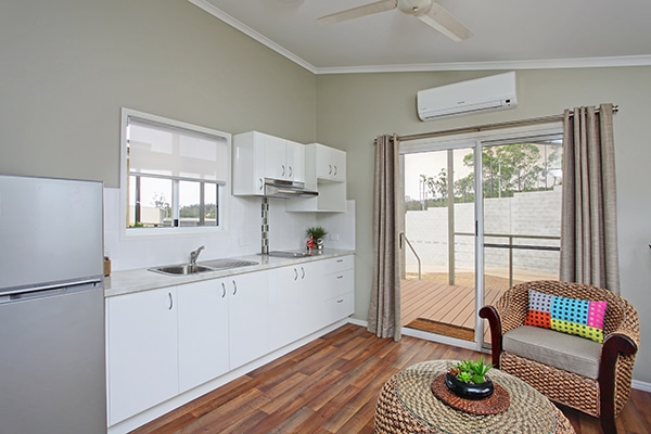 Tourist_Caravan_Park - Silky Oak Design - Kitchen_Living